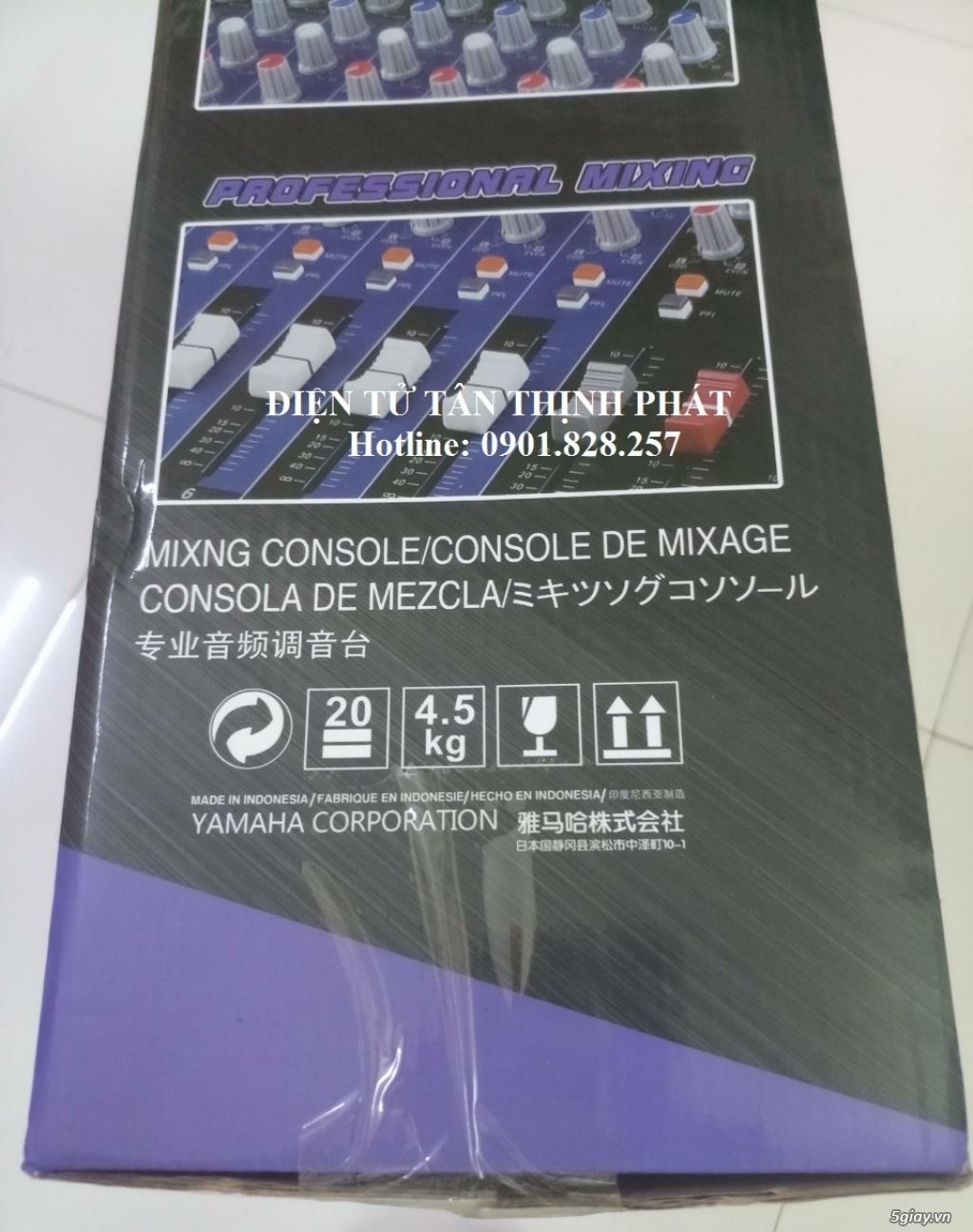 bán mixer yamaha mg80fx giá rẻ tại tphcm - 4