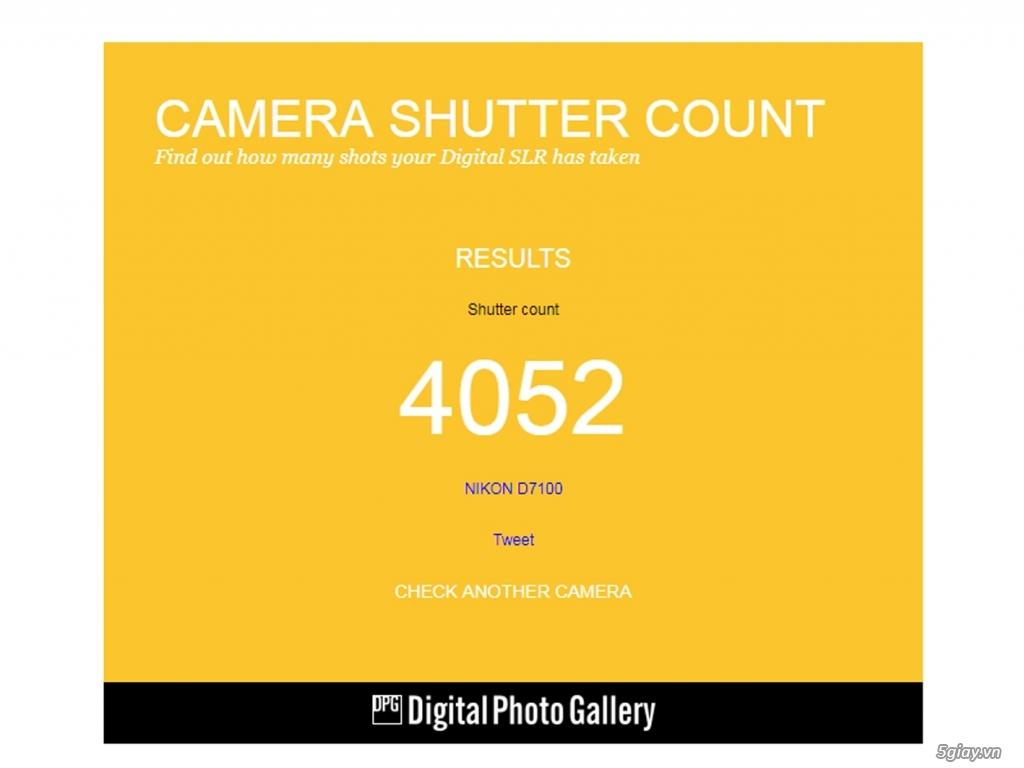 nikon D7100 -như mới Full box -chụp 4k -kèm lens 18-140VR như mới