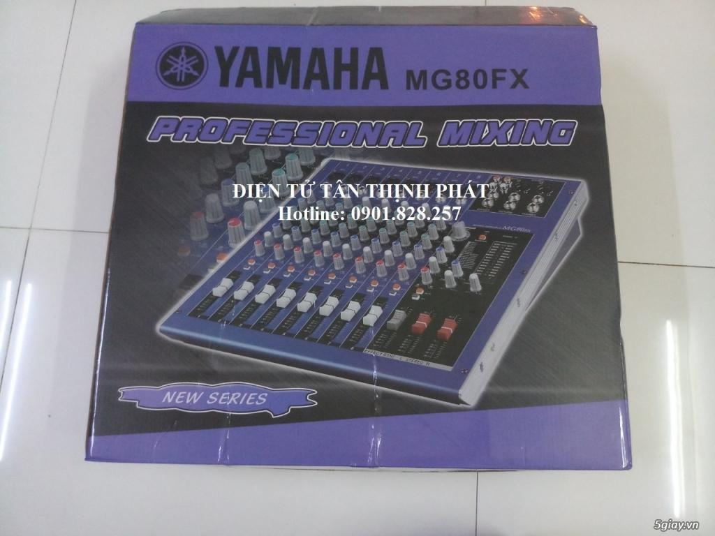 bán mixer yamaha mg80fx giá rẻ tại tphcm - 1