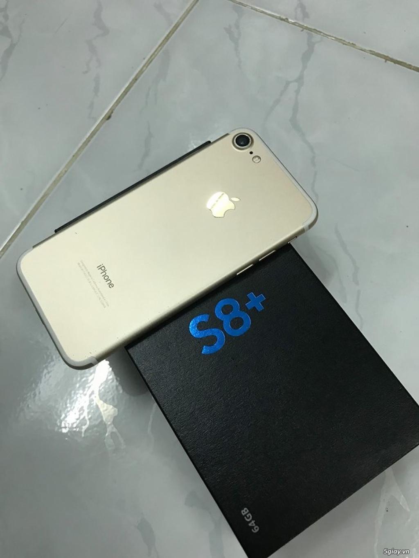 Iphone 7 gold 128gb mới - 3