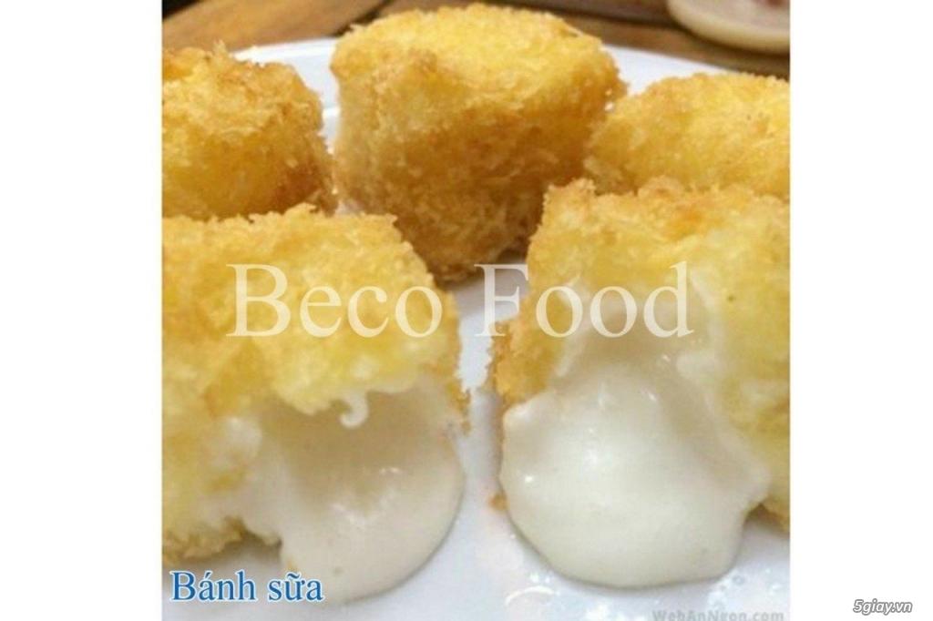 FAST FOOD & TEA BONA chuyên cung cấp thức ăn nhanh sỉ và lẻ - 1