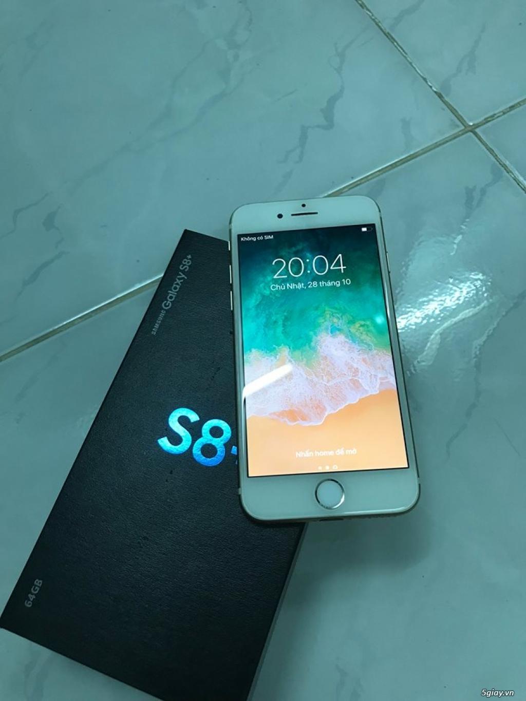 Iphone 7 gold 128gb mới - 4