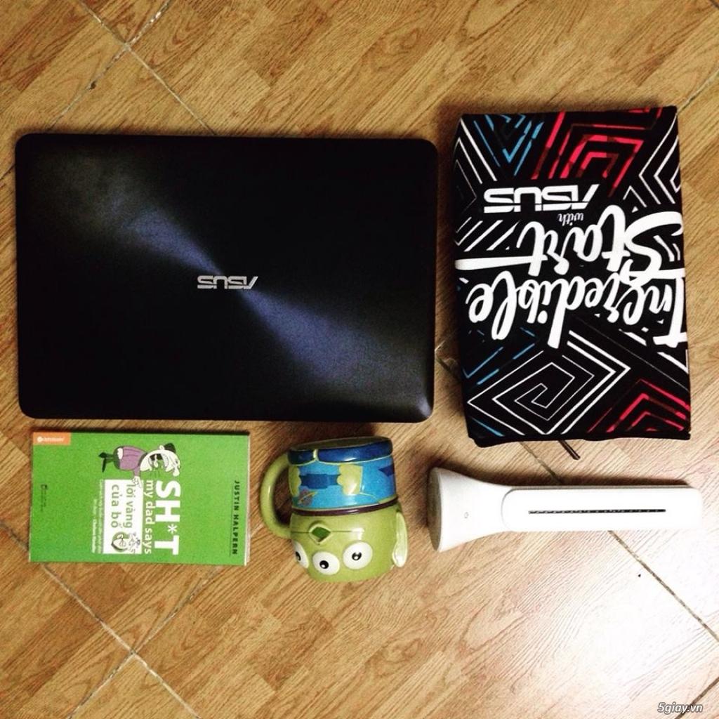 Bộ quà tặng laptop ASUS Đèn đọc sách + túi chống sốc mới 100% End 23h: 29/10/19 - 5