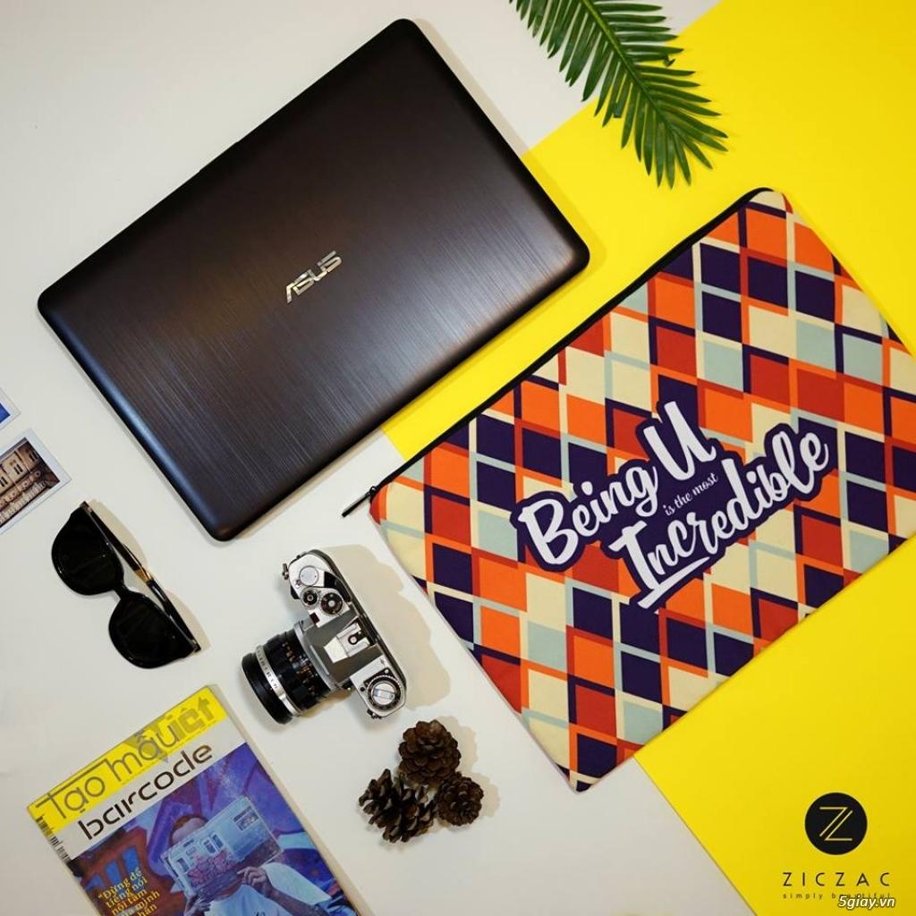 Bộ quà tặng laptop ASUS Đèn đọc sách + túi chống sốc mới 100% End 23h: 29/10/19 - 4