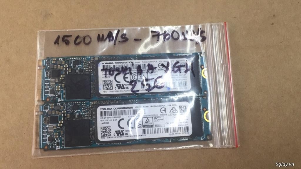 Bán cpu i7 4900mq 4800mq 4700mq ssd M2 2280 PCIe NVMe tốc độ cao