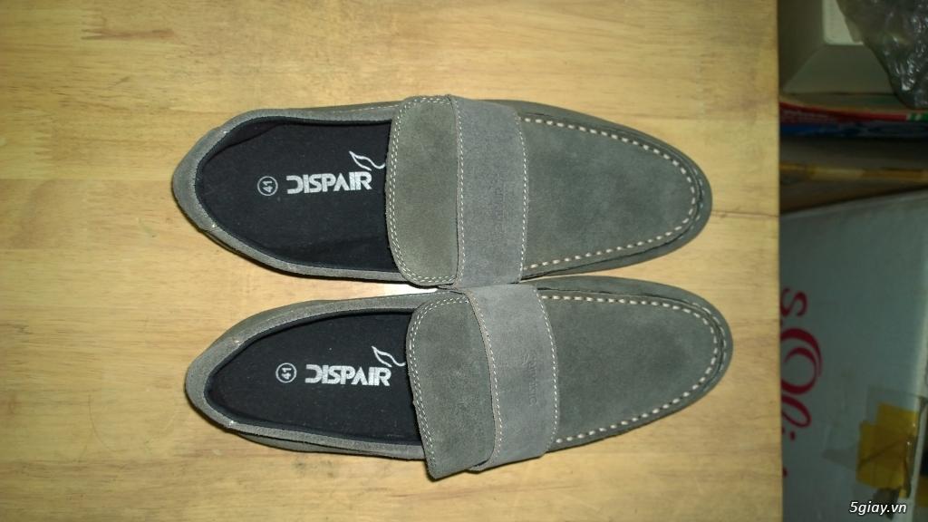 XẢ lô hàng chuyên giầy xuất khẩu tồn kho - 13