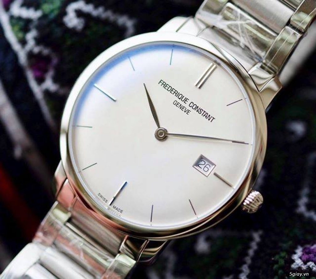Đồng hồ chính hãng Thụy Sỹ Fc, Raymond Weil, Edox - 5