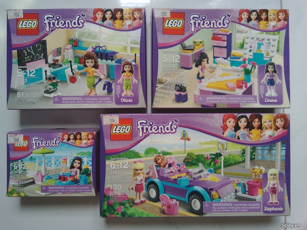 LEGO chính hãng nhập MỸ giá cực rẻ - 1