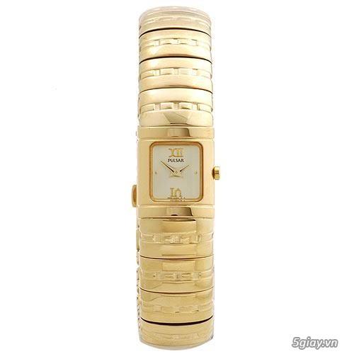 Giảm giá 10-50% Đồng hồ nữ Hàng hiệu các loại -chính hãng, xách tay - 33