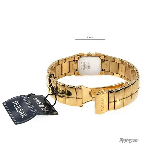 Giảm giá 10-50% Đồng hồ nữ Hàng hiệu các loại -chính hãng, xách tay - 36