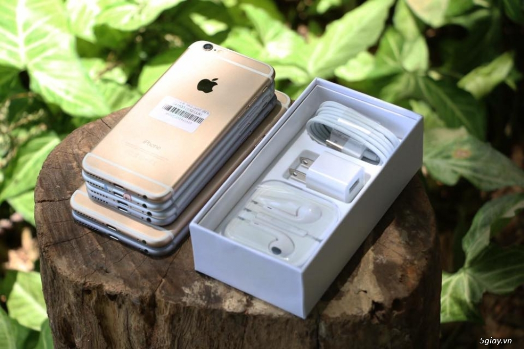 Sập giá iPhone 6 Plus chỉ còn 4.190.000đ - 1