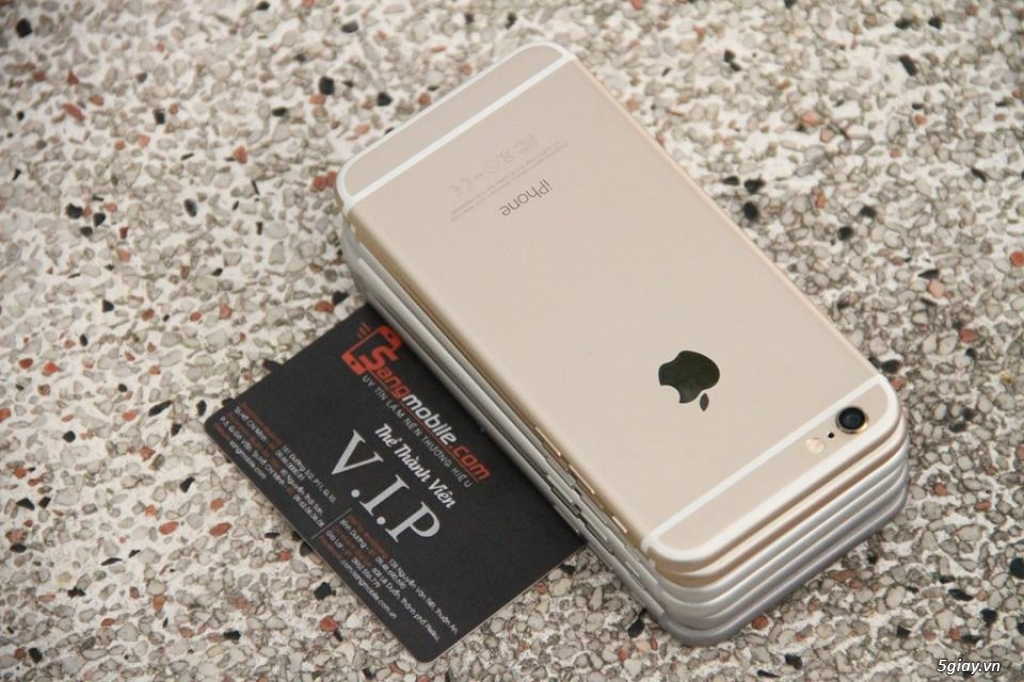 Sập giá iPhone 6 Plus chỉ còn 4.190.000đ - 4