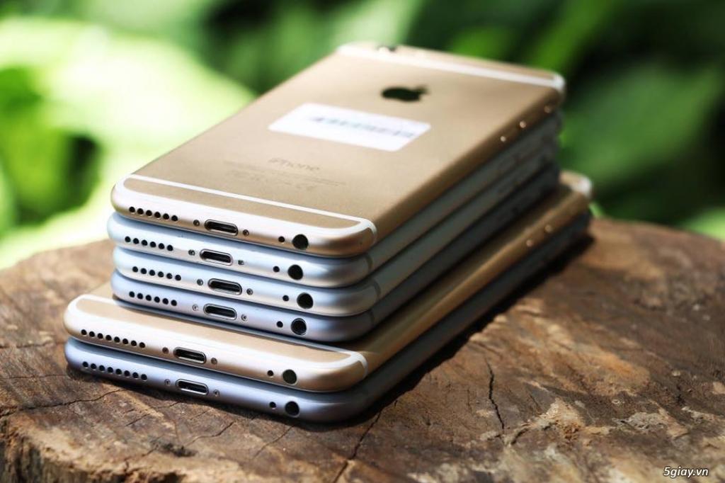 Sập giá iPhone 6 Plus chỉ còn 4.190.000đ