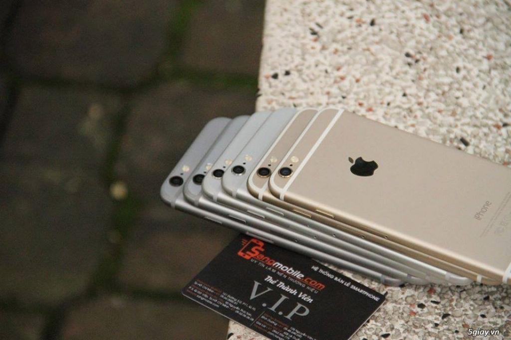 Sập giá iPhone 6 Plus chỉ còn 4.190.000đ - 2