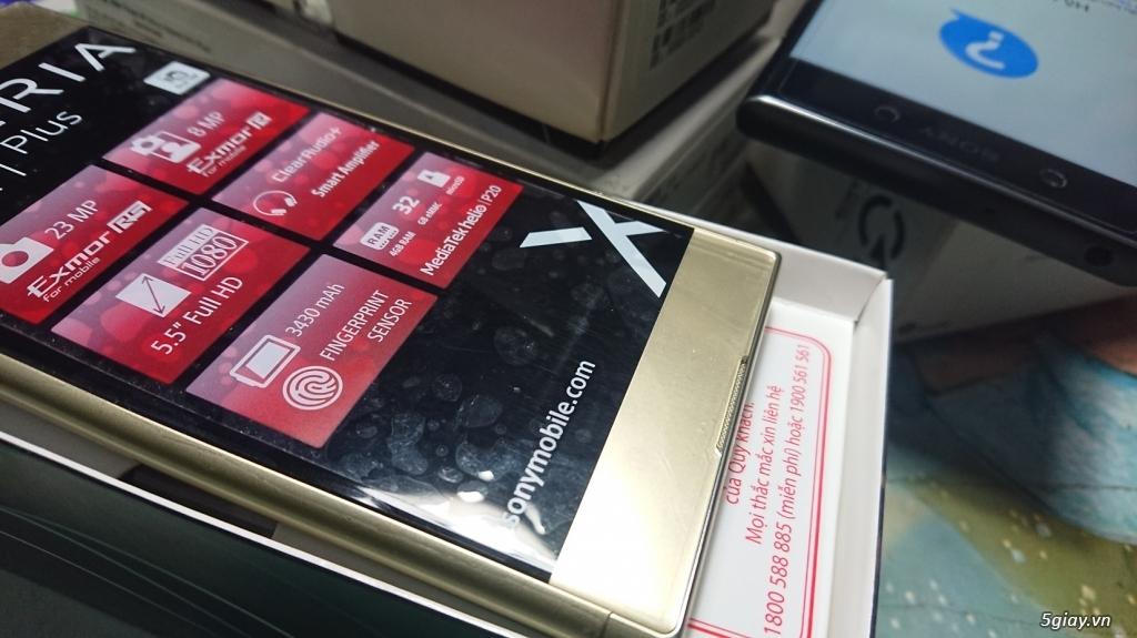 sony XA1 Plus 4g,32g FullHD 5'5 fullbox màu Gold,Black100% chính hãng - 1