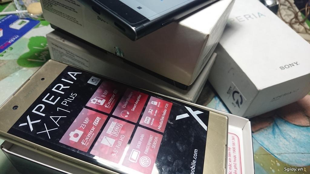 sony XA1 Plus 4g,32g FullHD 5'5 fullbox màu Gold,Black100% chính hãng