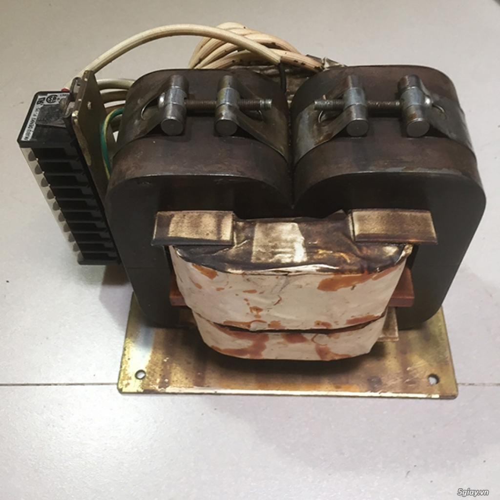Biến áp cách ly , thùng biến áp cách ly, lọc điện - 16
