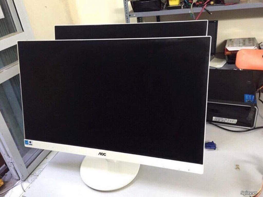 50 LCD 20, 22, 24 INCH CÁC LOẠI ĐẸP LUNG LINH GIÁ CHỈ TỪ 600K/CÁI. LINH KIỆN MÁY TÍNH CŨ MỚI GIÁ TỐT - 32