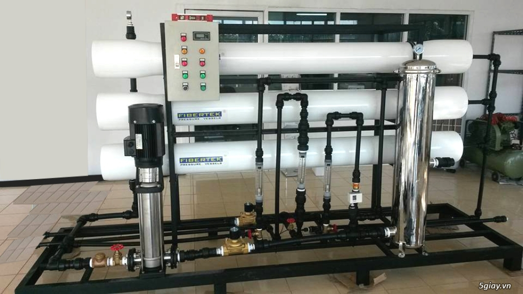 Tư vấn thiết kế lắp đặt thiết bị xử lý nước cấp Thái Lan Acropore - 6