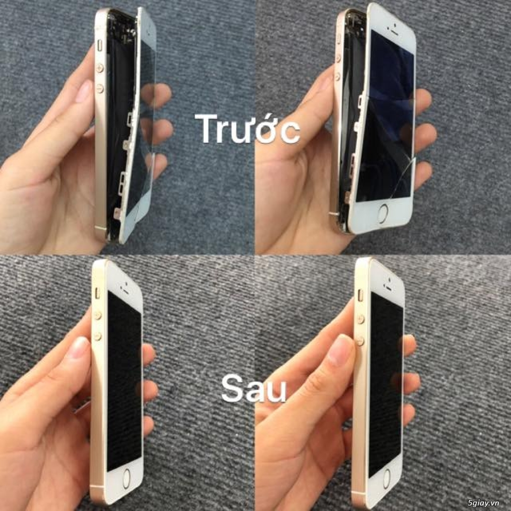 [ VY TÁO STORE ] Nhận ÉP KÍNH, THAY MÀN HÌNH, THAY PIN, ..iPhone iPad - 5