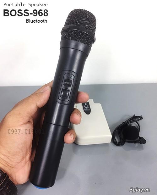 Máy trợ giảng Boss 968 usb, bluetooth, karaoke - 1
