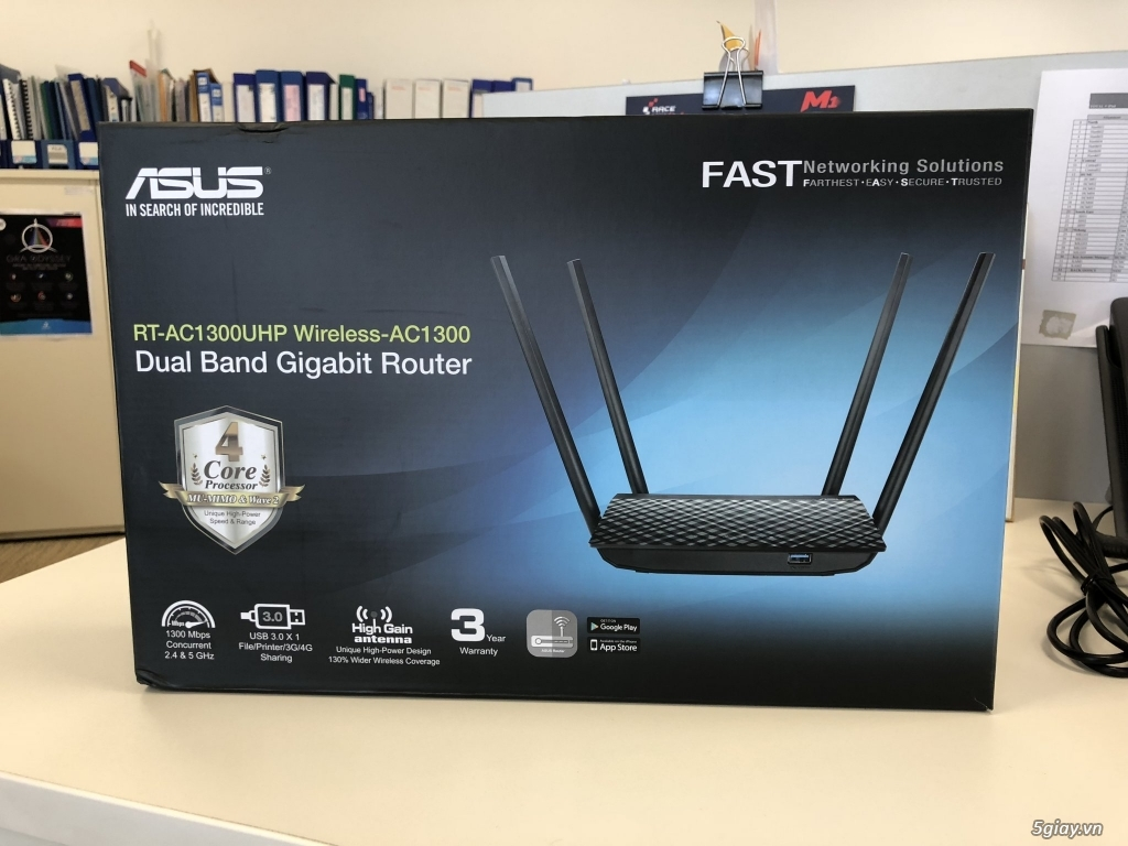 Router Asus AC1300 UHP
