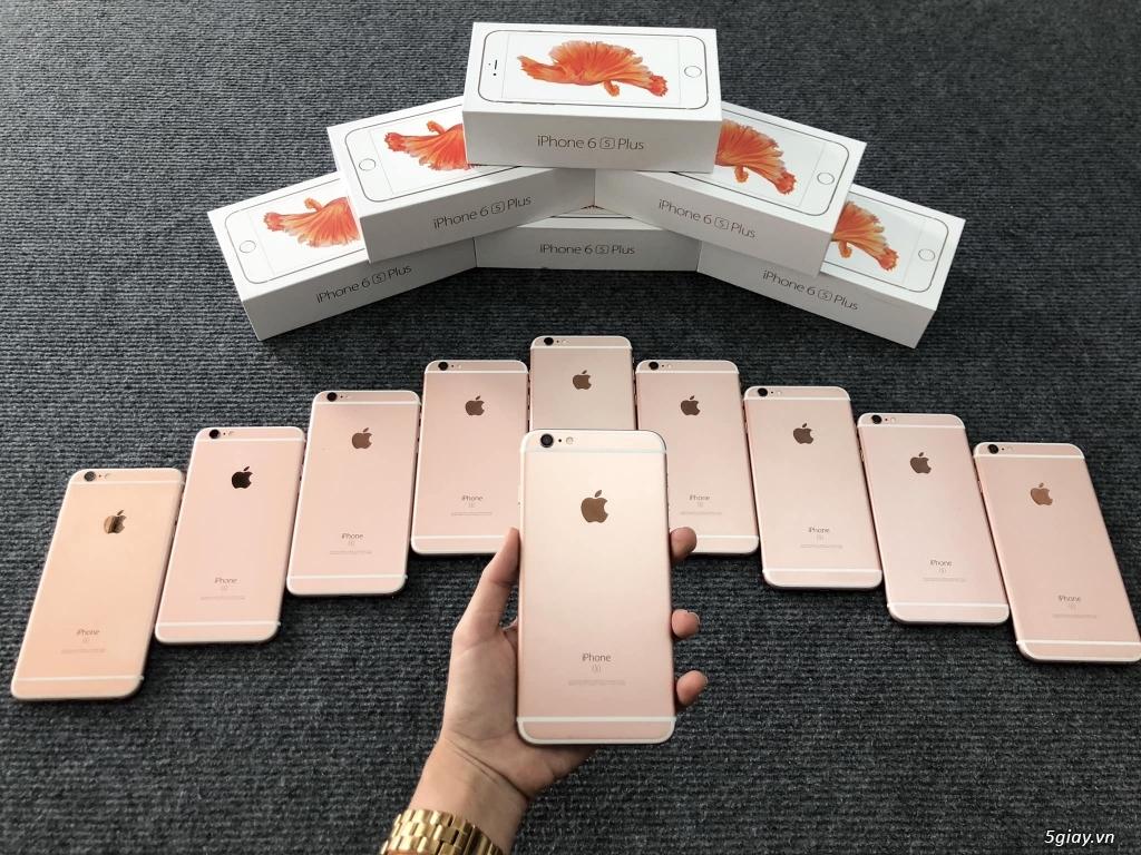 [TpHCM] Điện thoại iPhone 6S Plus QUỐC TẾ Mỹ (LL/A) ZIN giá 6xxx - 1