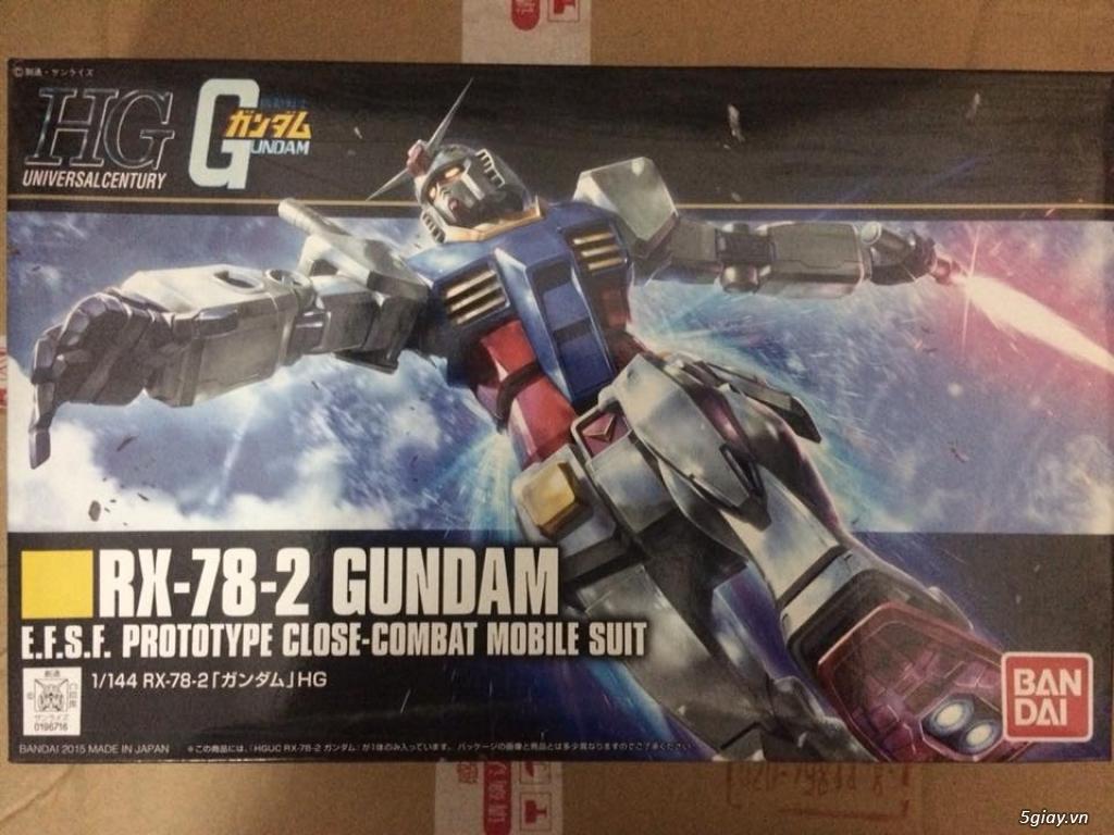 [gundamshop.vn] Đồ Chơi Gundam Chính Hãng Giá Rẻ Hà Nội - 1
