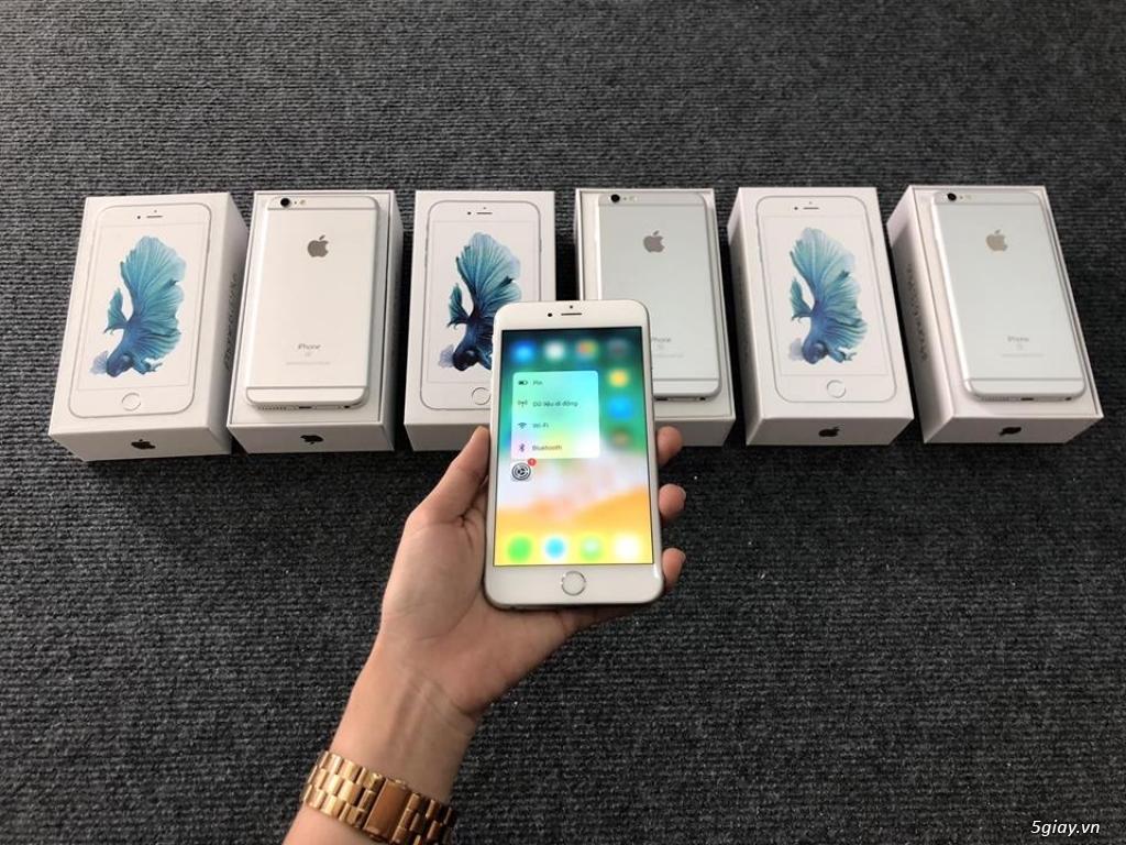 [TpHCM] Điện thoại iPhone 6S Plus QUỐC TẾ Mỹ (LL/A) ZIN giá 6xxx - 4