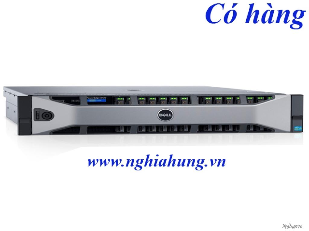 Máy Chủ Dell PowerEdge R730. Hàng mới. Giá tốt