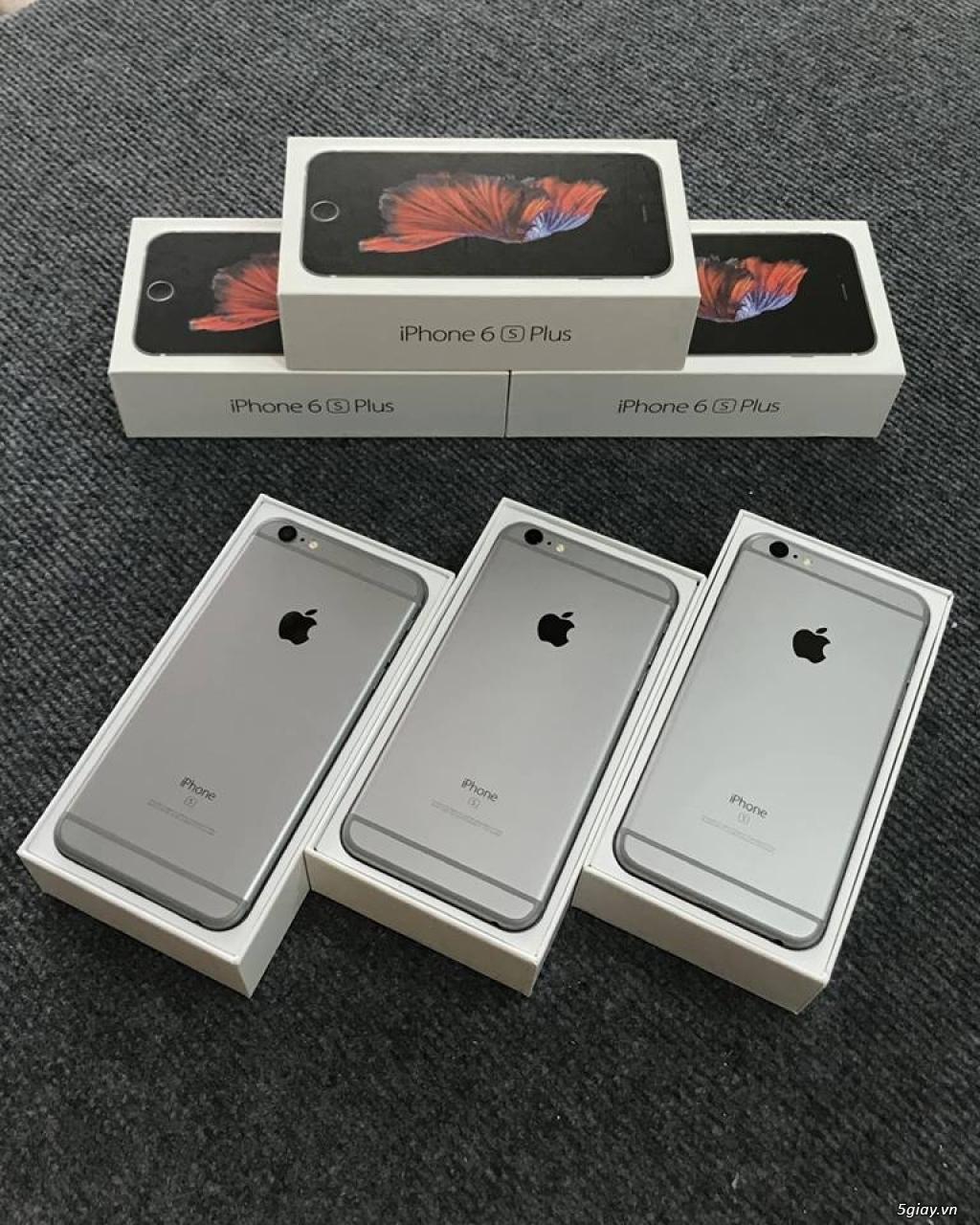 [TpHCM] Điện thoại iPhone 6S Plus QUỐC TẾ Mỹ (LL/A) ZIN giá 6xxx - 8
