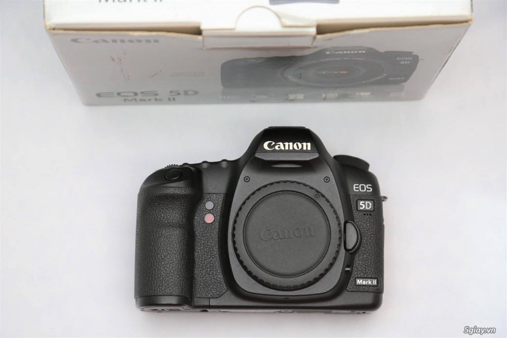 Canon 5D Mark 2 Fullbox