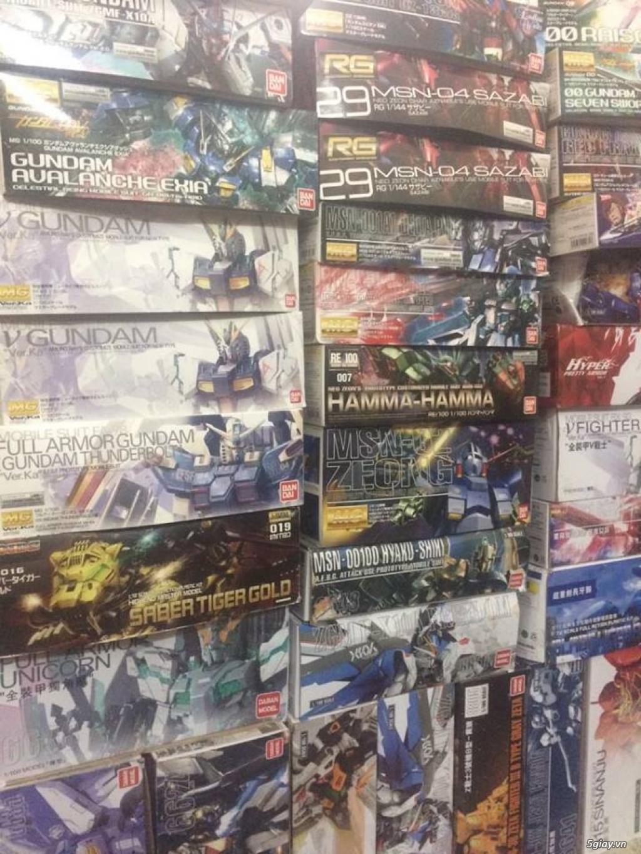 [gundamshop.vn] Đồ Chơi Gundam Chính Hãng Giá Rẻ Hà Nội - 4
