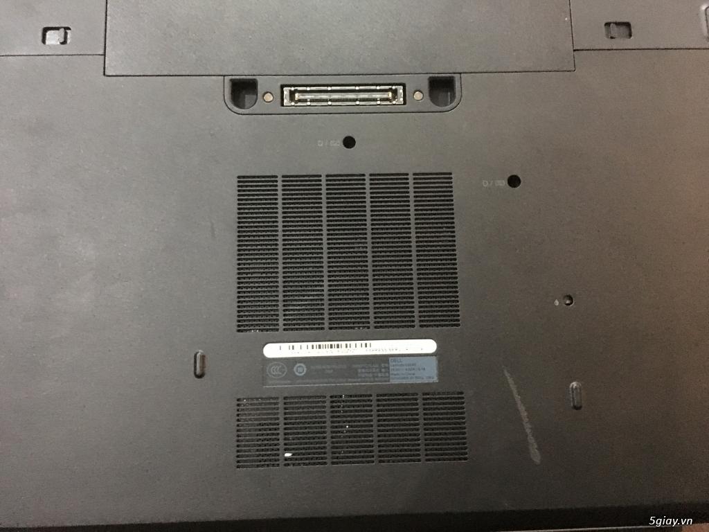 Dell Latitude E6540 i7 4800MQ, Card rời HD8790M, Màn Hình Full HD 15,6 - 10
