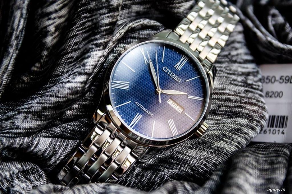 Đồng hồ Citizen giá tốt - 25