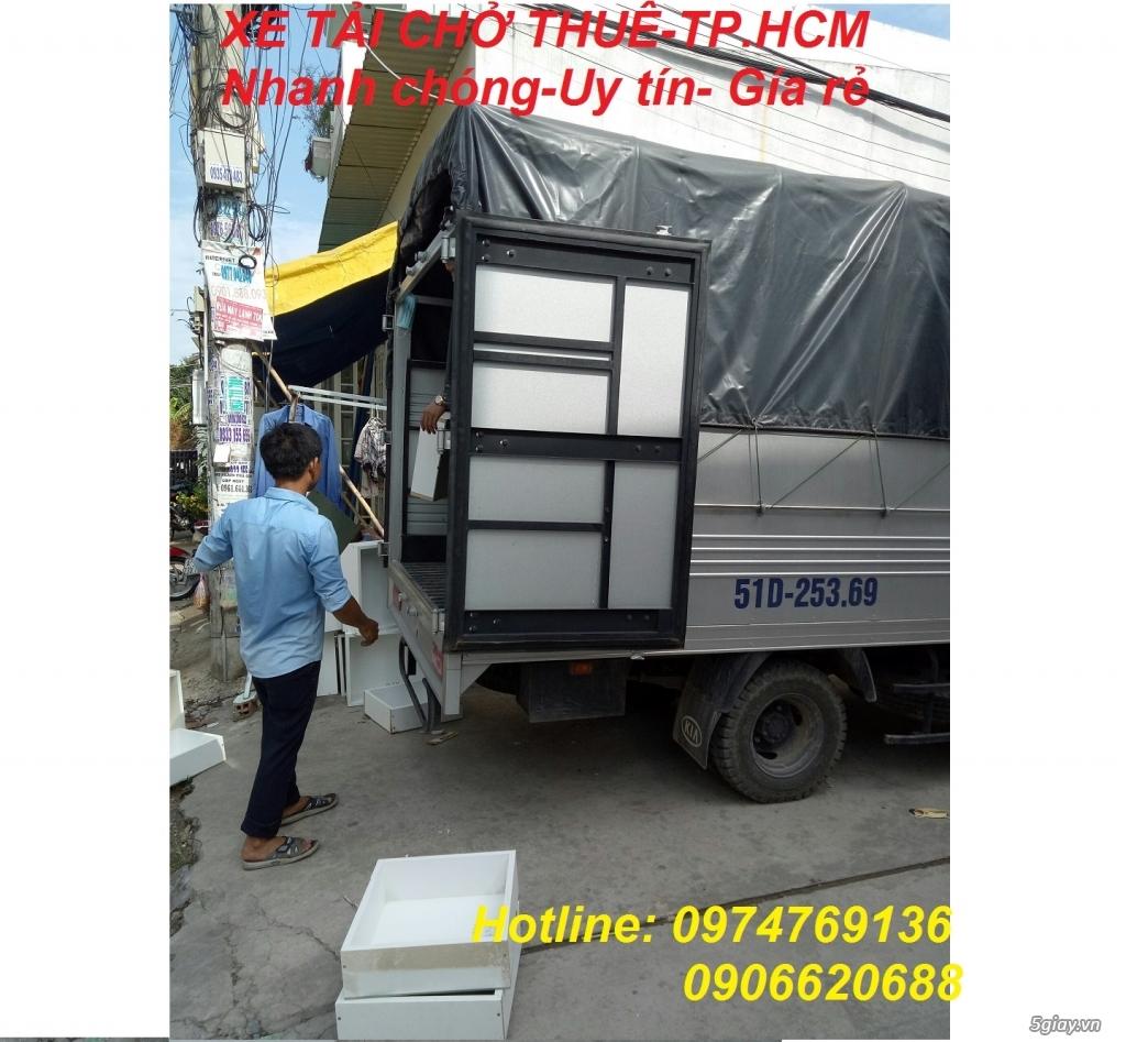 Xe tải chở thuê quận Bình Chánh – 0974769136 – chuyển nhà, văn phòng giá rẻ - 1