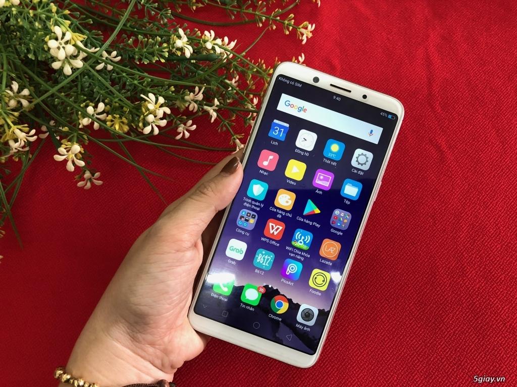 Điện thoại Oppo F5 4GB/32GB/ gold - 1