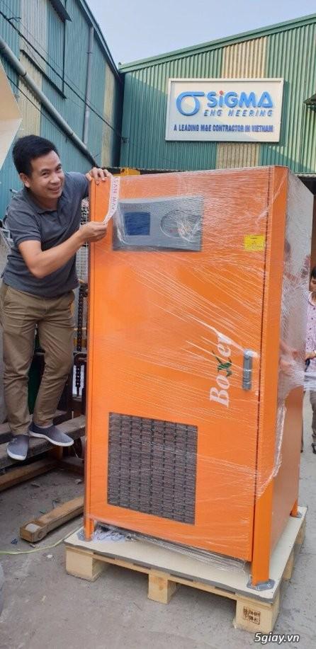 ATM sử dụng bộ lưu điện UPS - 1