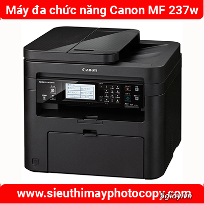 Bán máy Canon MF 3010,MF 241D,MF 232W,MF 235,MF 244Dw,MF 237w,MF249DW - 5
