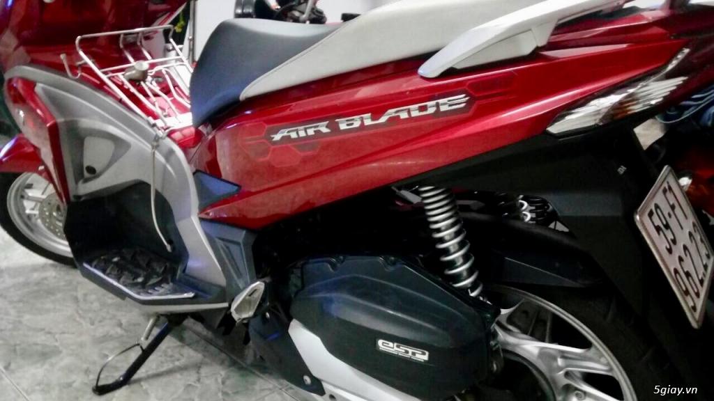 Honda Airblade 125 đời 2017
