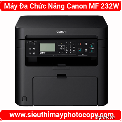 Bán máy Canon MF 3010,MF 241D,MF 232W,MF 235,MF 244Dw,MF 237w,MF249DW - 2