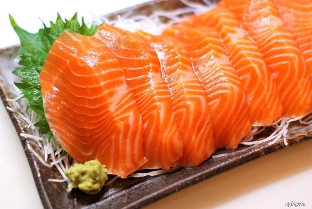 Cá hồi Nauy & Thực phẩm nhật - 2