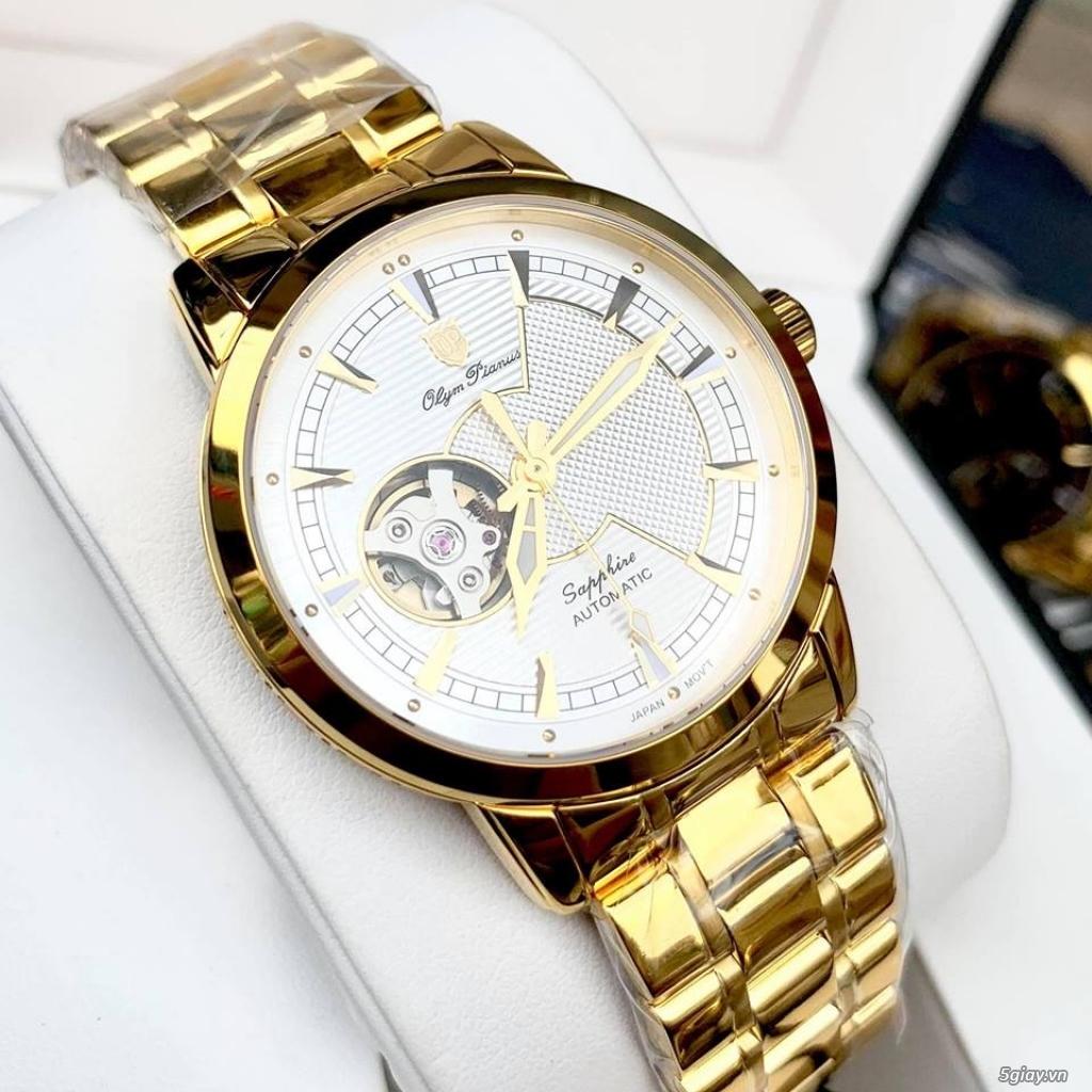 chuyên cung cấp đồng hồ xách tay chính hãng 0981123866 - 1