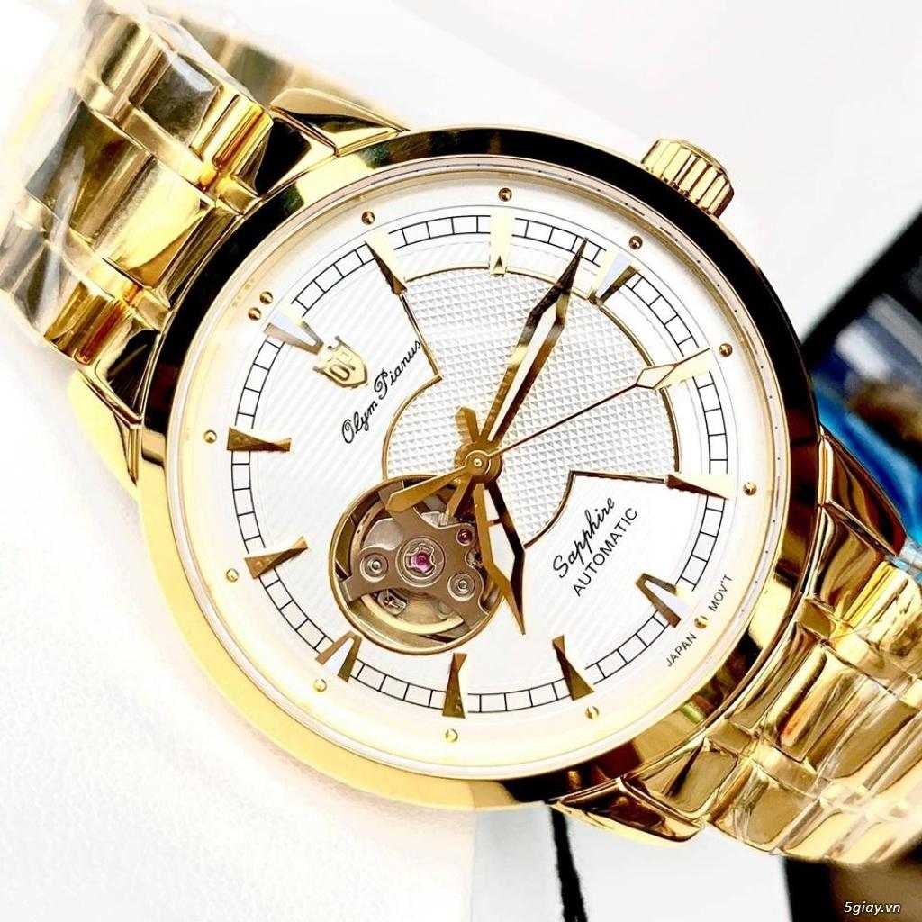 chuyên cung cấp đồng hồ xách tay chính hãng 0981123866 - 4