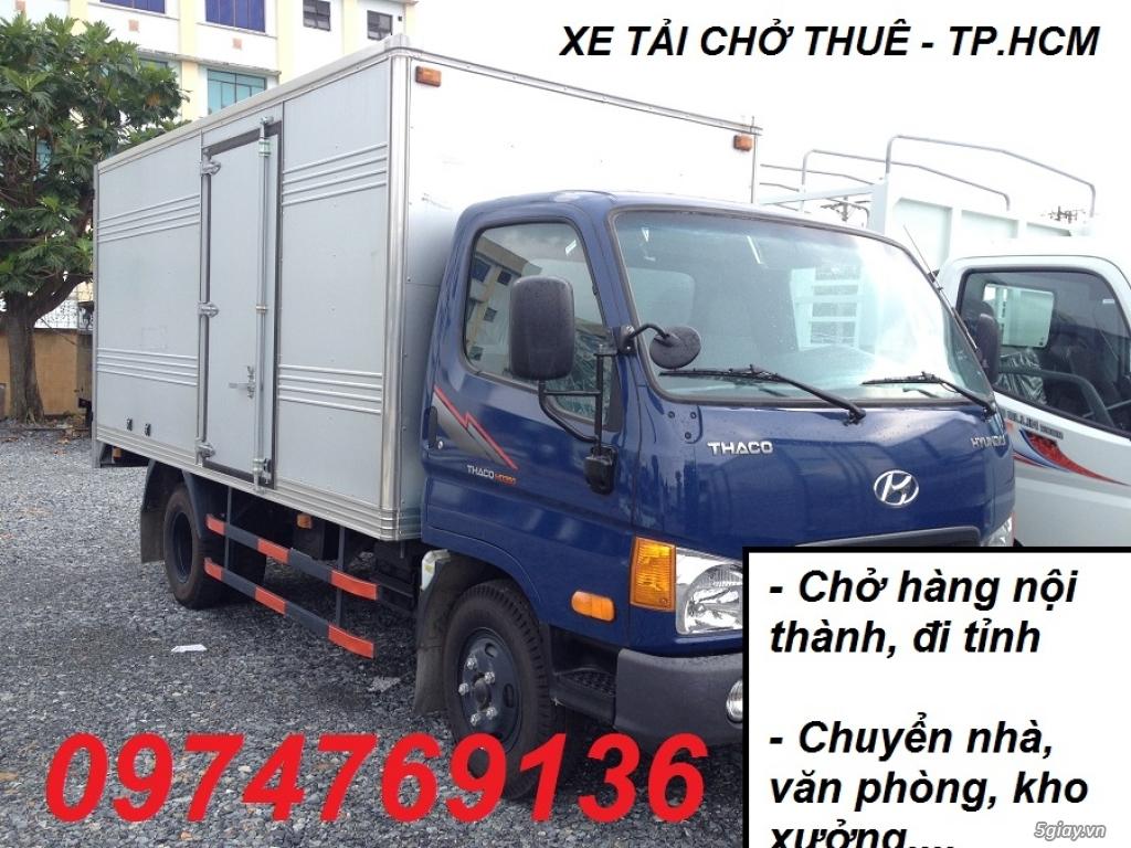 Xe tải chở thuê quận Bình Chánh – 0974769136 – chuyển nhà, văn phòng giá rẻ - 2