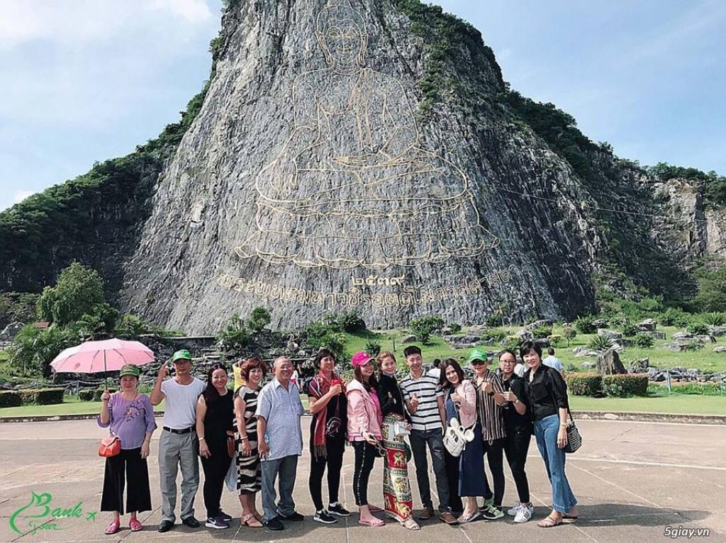 Tour Thái Lan: Mùa Sale dịp cuối năm