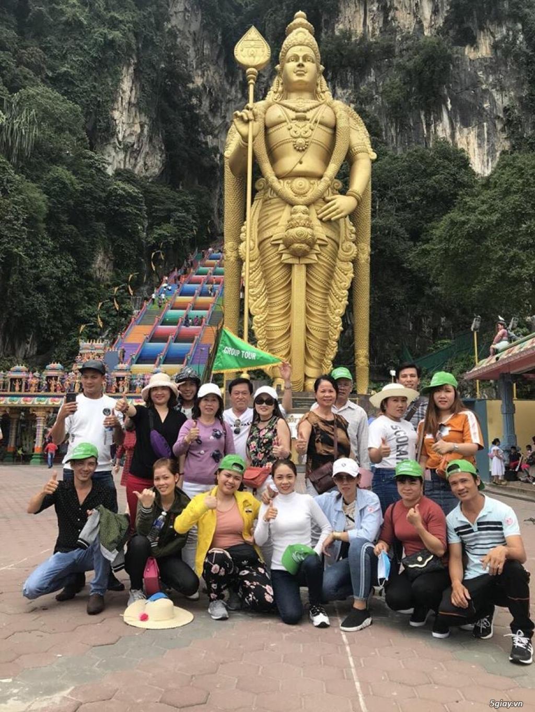 TOUR LIÊN TUYẾN 3 NƯỚC: SINGAPORE – MALAYSIA - INDONESIA