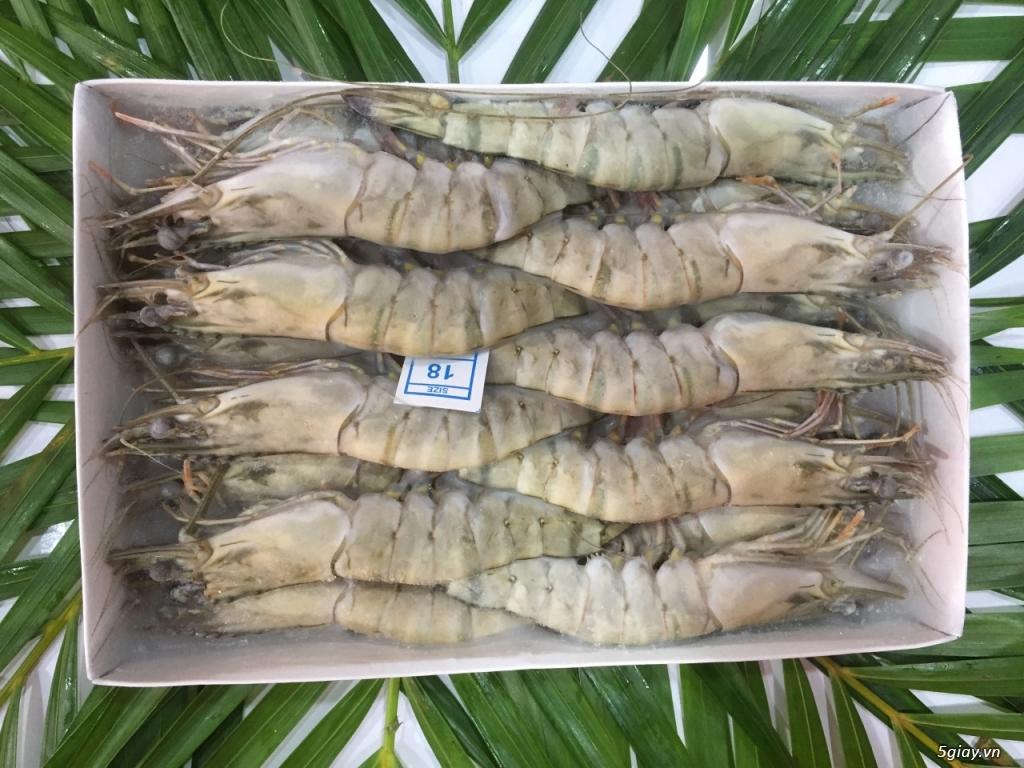 Tôm Sú Quảng Canh đông lạnh tiện lợi cho Nhà hàng cam kết chất lượng - 3