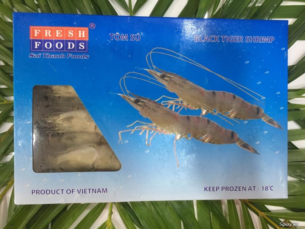 Tôm Sú Quảng Canh đông lạnh tiện lợi cho Nhà hàng cam kết chất lượng - 4
