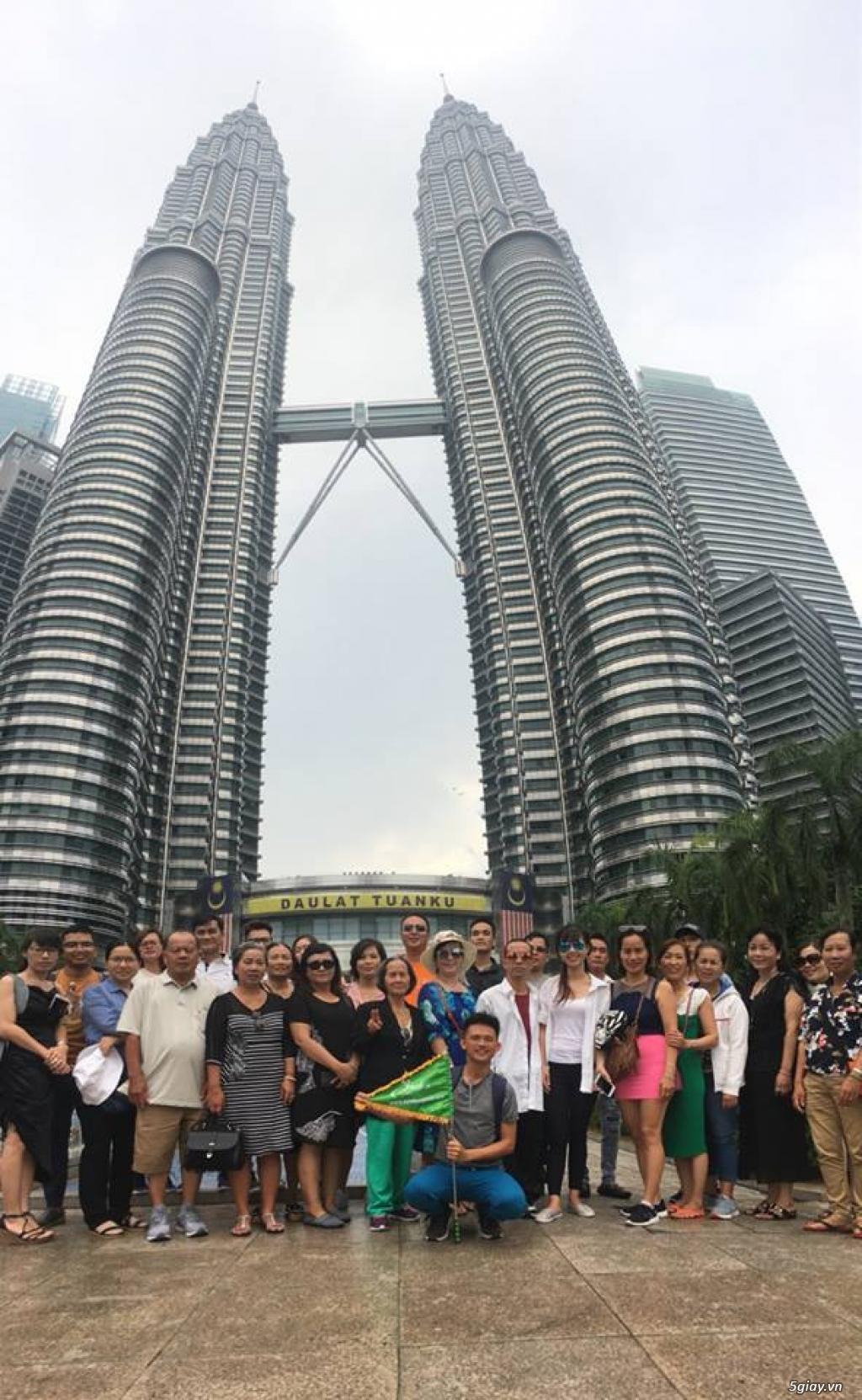 Cày nát Singapore - Malay 4N3Đ chỉ với 6tr888